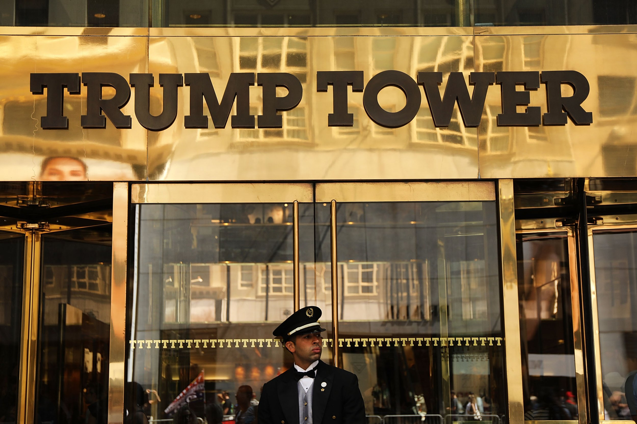Trump organization shut, down, New York