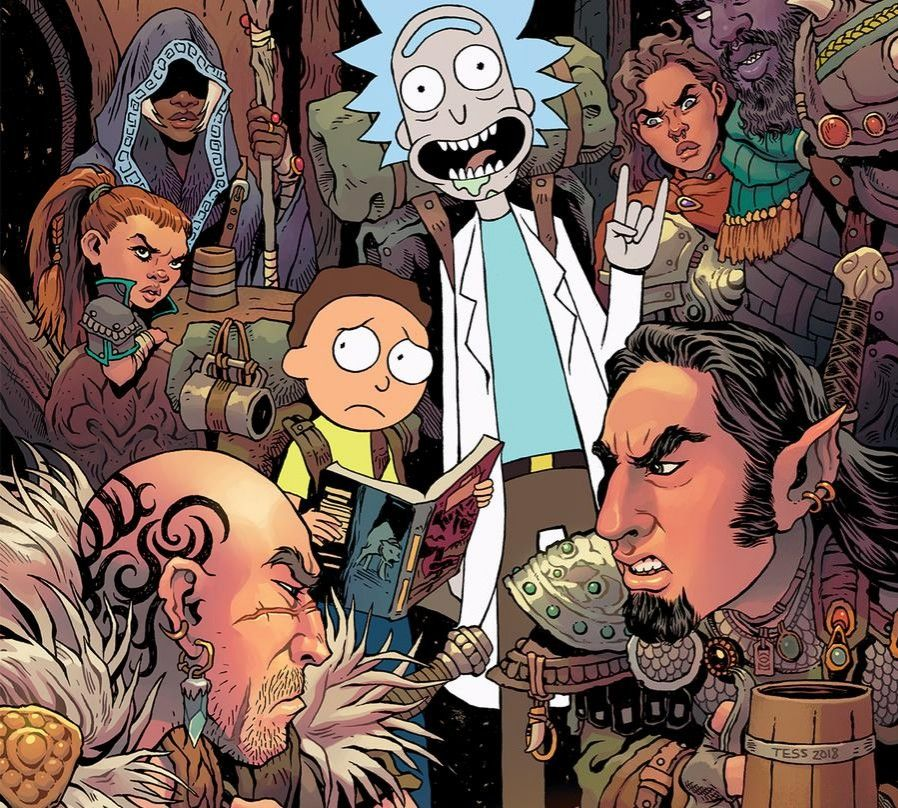 rick-and-morty-d&d
