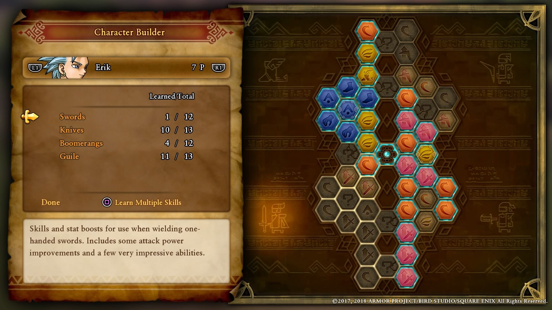 Dragon Quest XI' Character Building Guide: Tips for Customizing Each