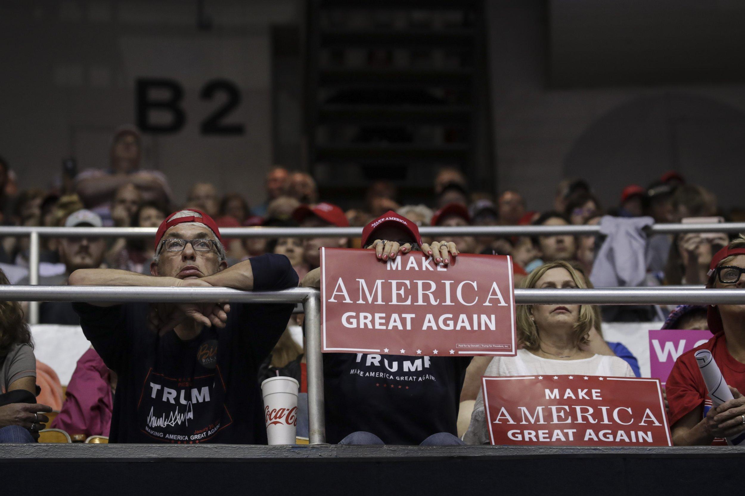 Trump Nashville rally MAGA