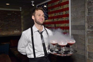 liquid nitrogen cocktail
