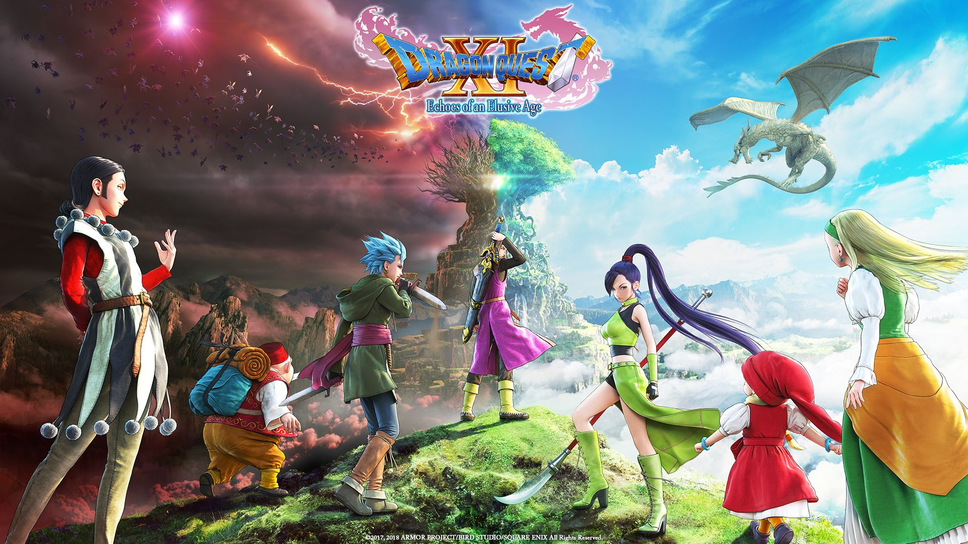 Dragon Quest Xi Post Game Guide How To Strengthen Your Party For The Ultimate Challenge
