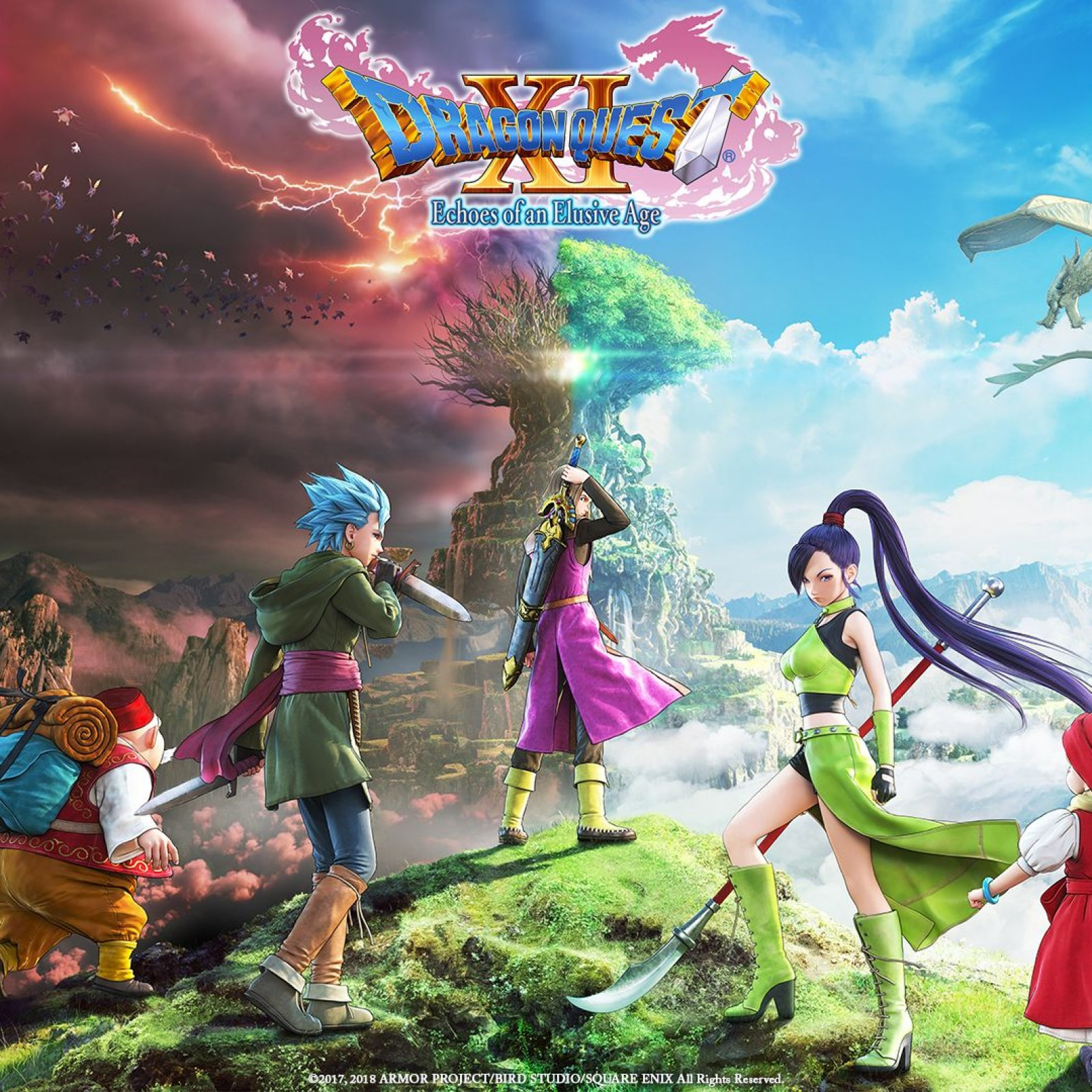 Dragon Quest XI' Post-game Guide: How to Strengthen Your Party For