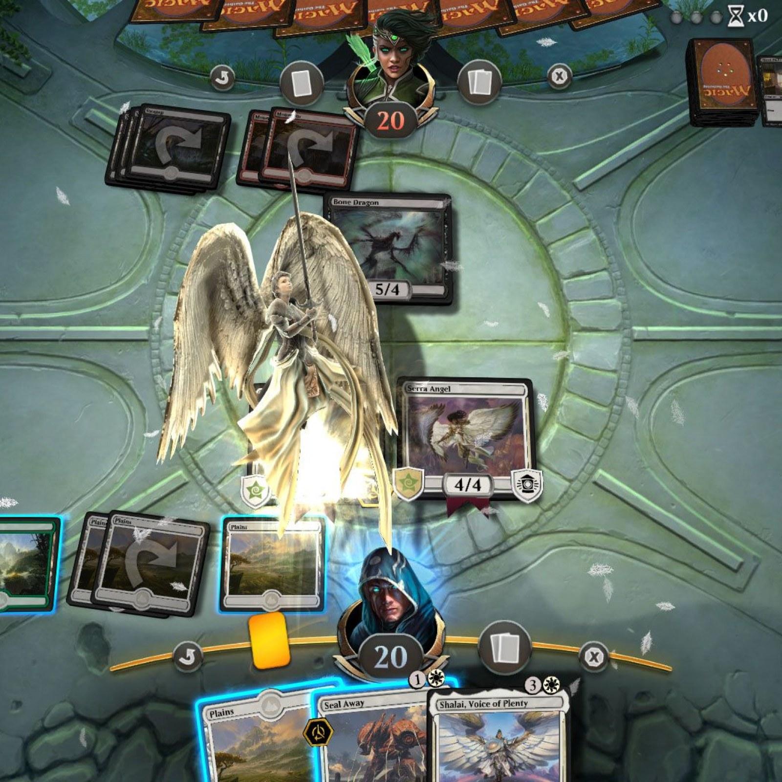 Magic the gathering arena mac