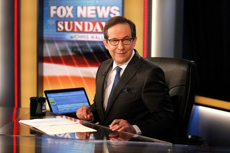 Chris Wallace Fox News