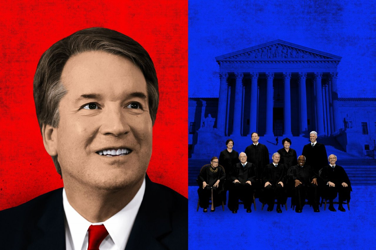 Supreme Court, Brett Kavanaugh