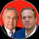 Charles Wald and Michael Makovsky