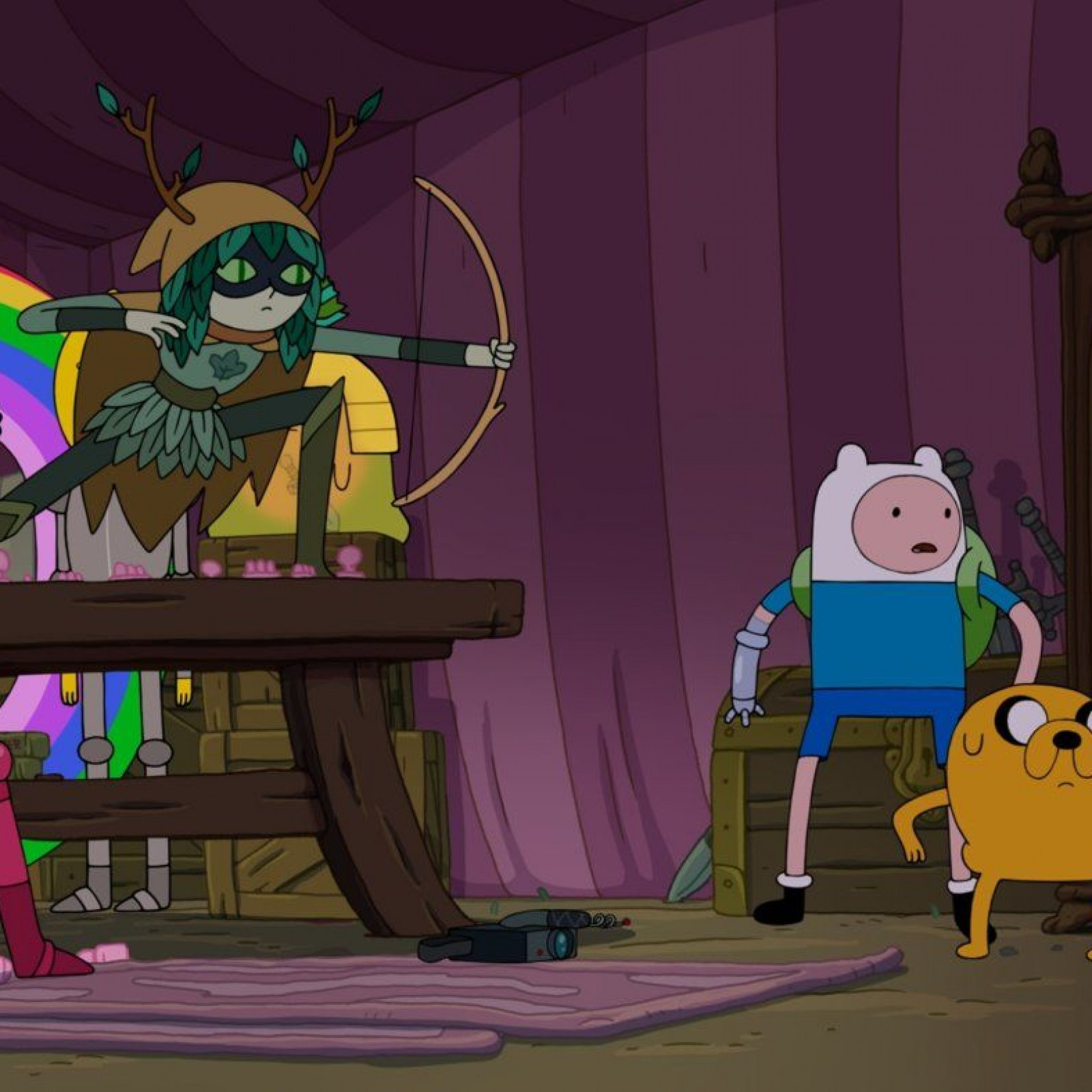 Adventure Time Finale Confirms Marceline And Princess Bubblegum S Relationship After 10 Seasons