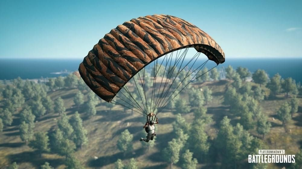 PUBG 10 parachute event pass