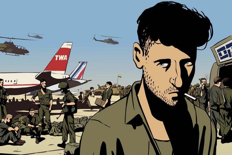 47 Waltz With Bashir