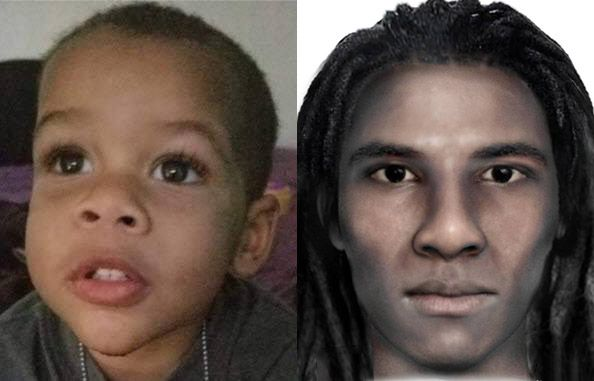 Jordan Belliveau, 2, yr, old, body, little, boy, found, missing, toddler, largo, Florida, mother, arrested, Charrise, Stinson,  charged, murder, amber, alert, cancelled
