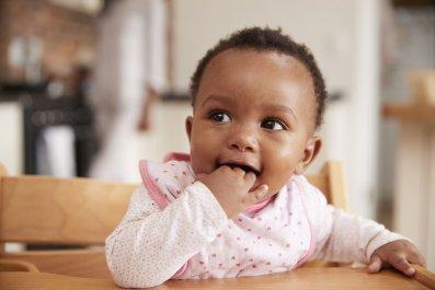 Baby-stock