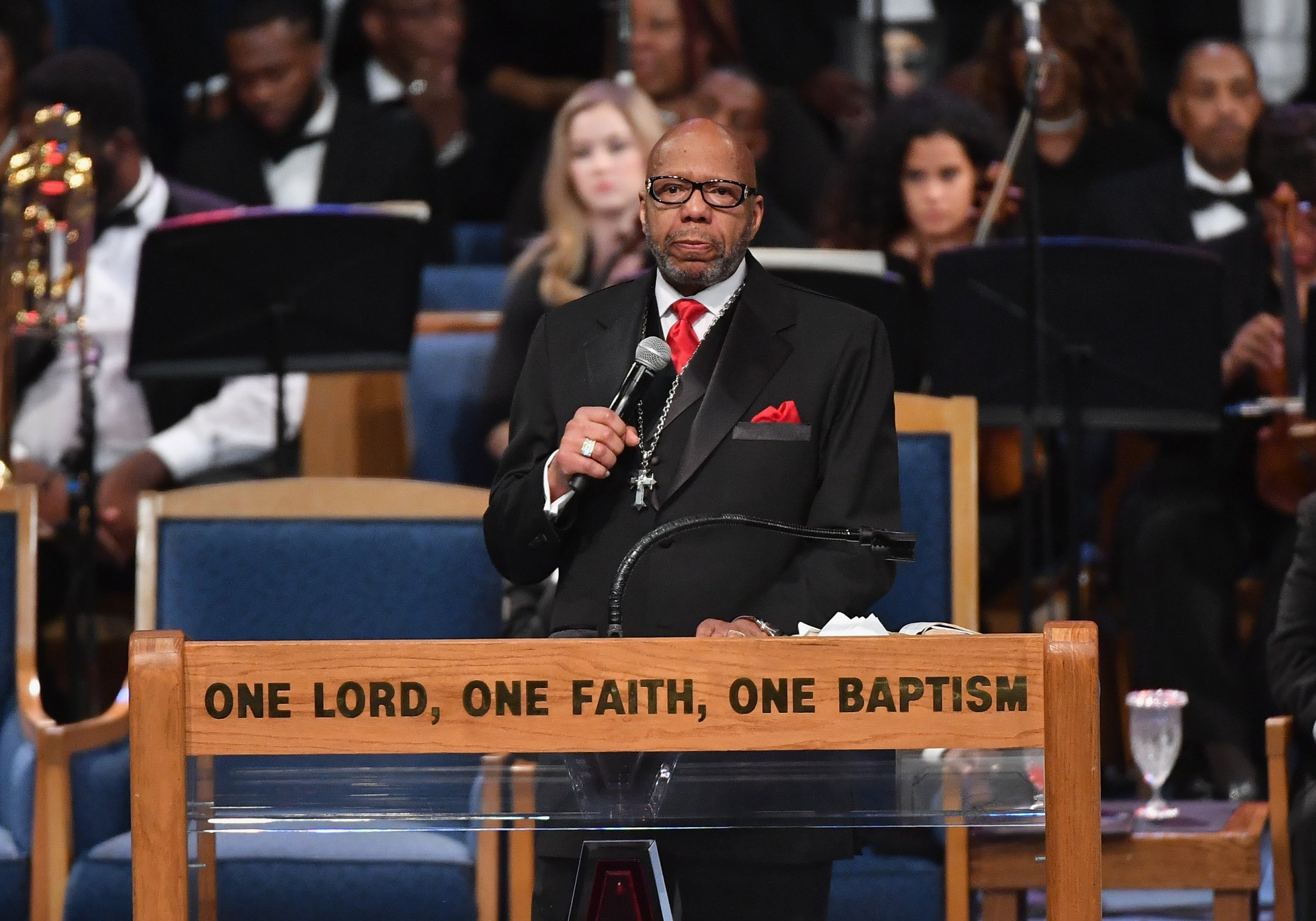 Aretha Franklin Was a God Girl: The Controversial Funeral