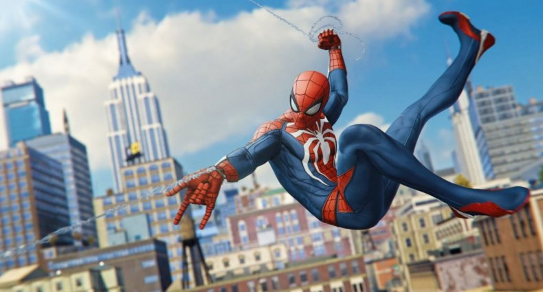spiderman ps4 review marvel exclusive insomniac 1