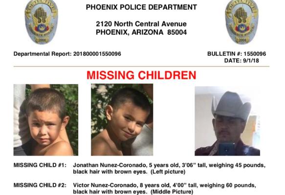 Amber Alert Arizona
