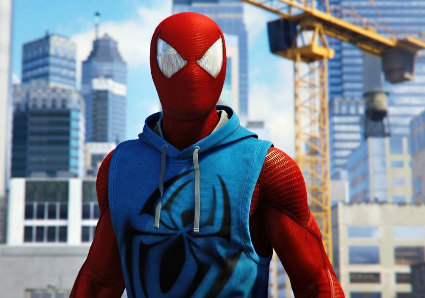 spiderman suits ps4