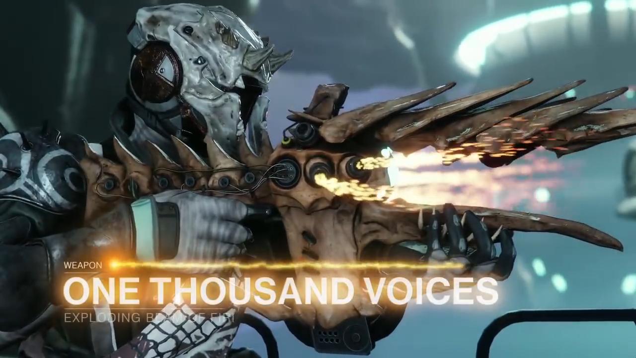 Destiny 2 1000 Voices
