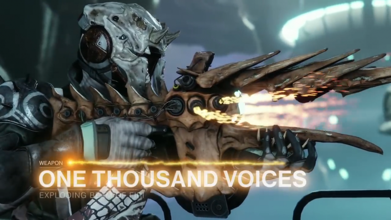 Destiny 2 1000 Voices