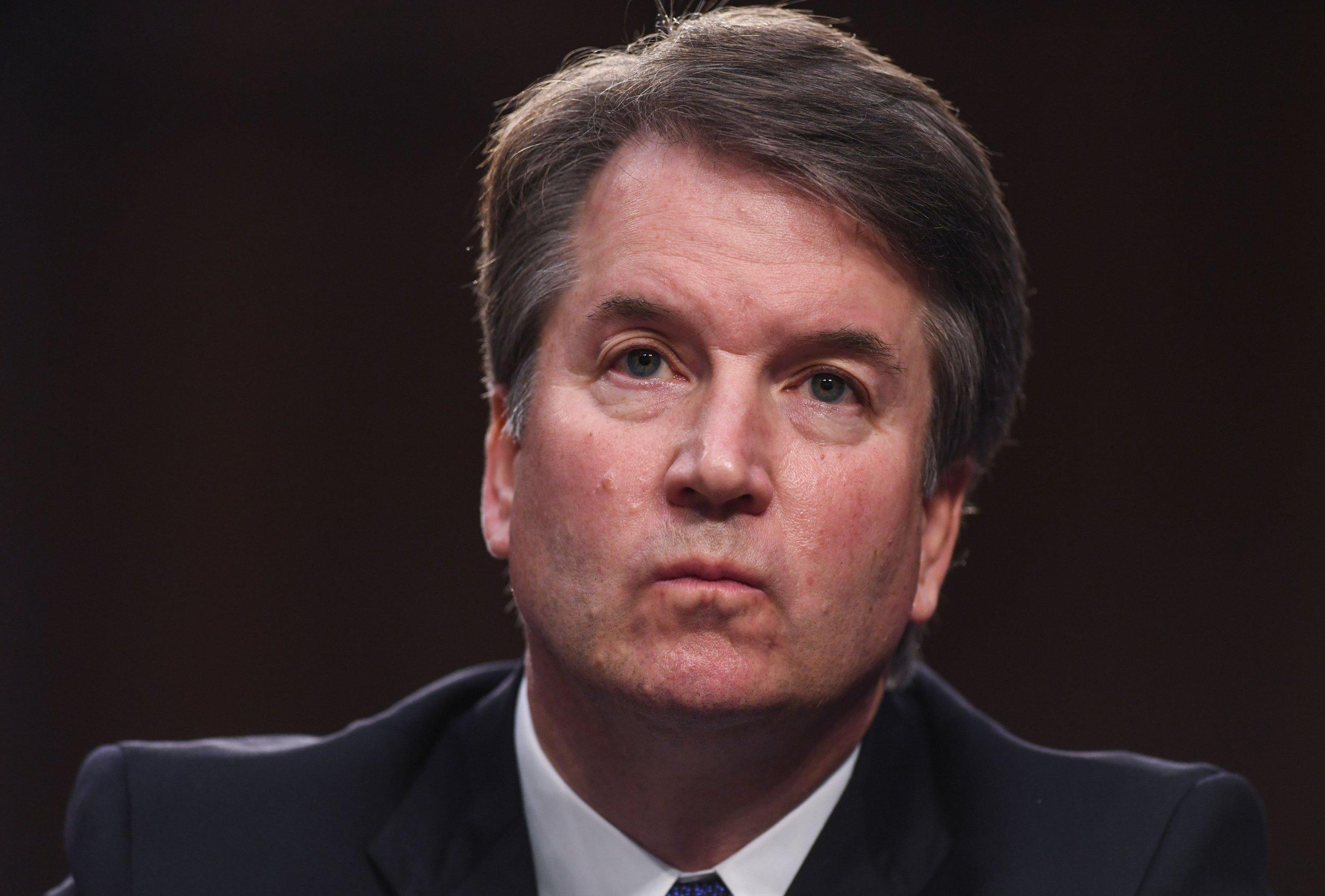 brett kavanaugh confirmation senate hearing