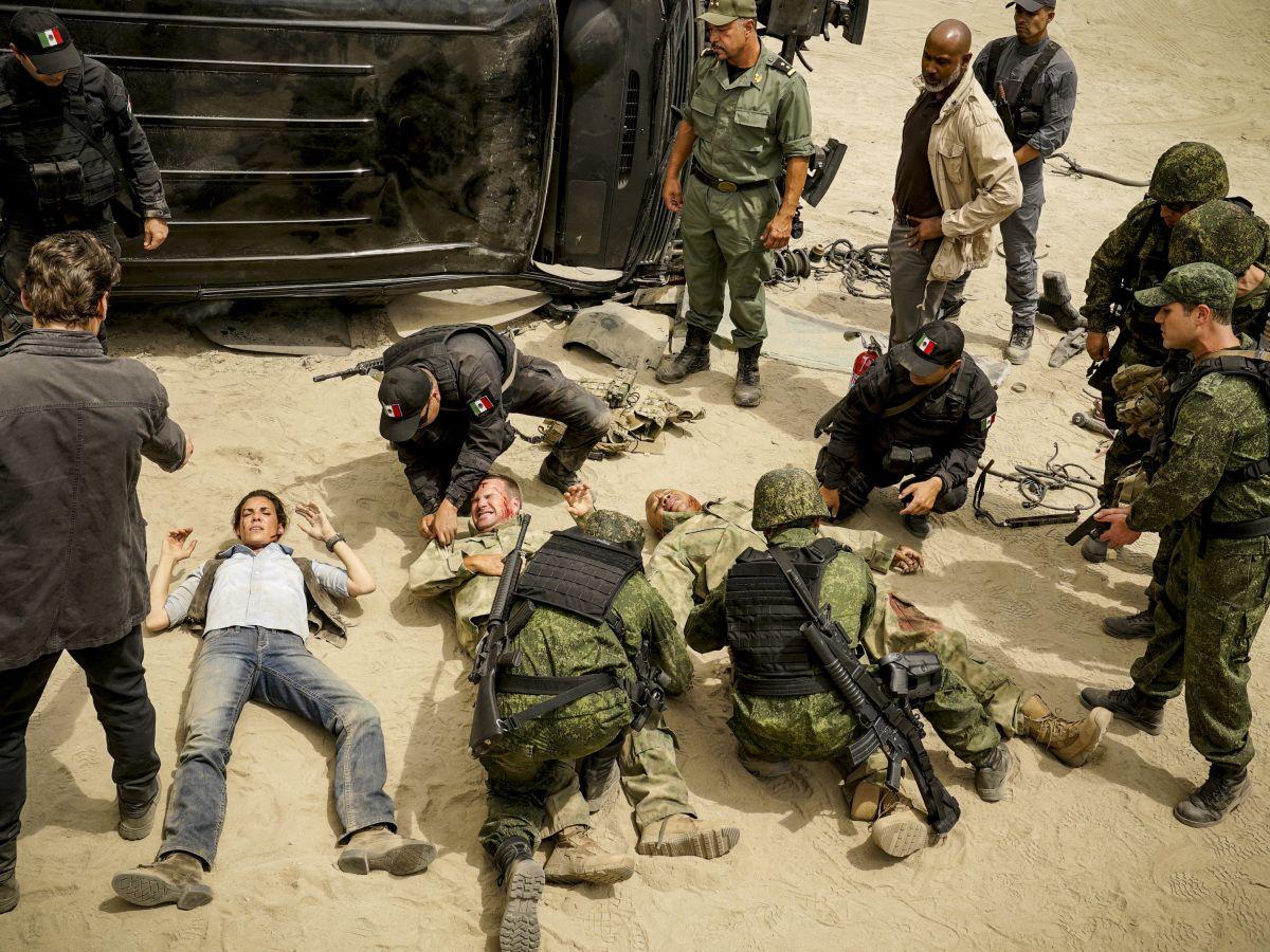 NCIS LA Season 10 Premiere Kensi Callen Sam