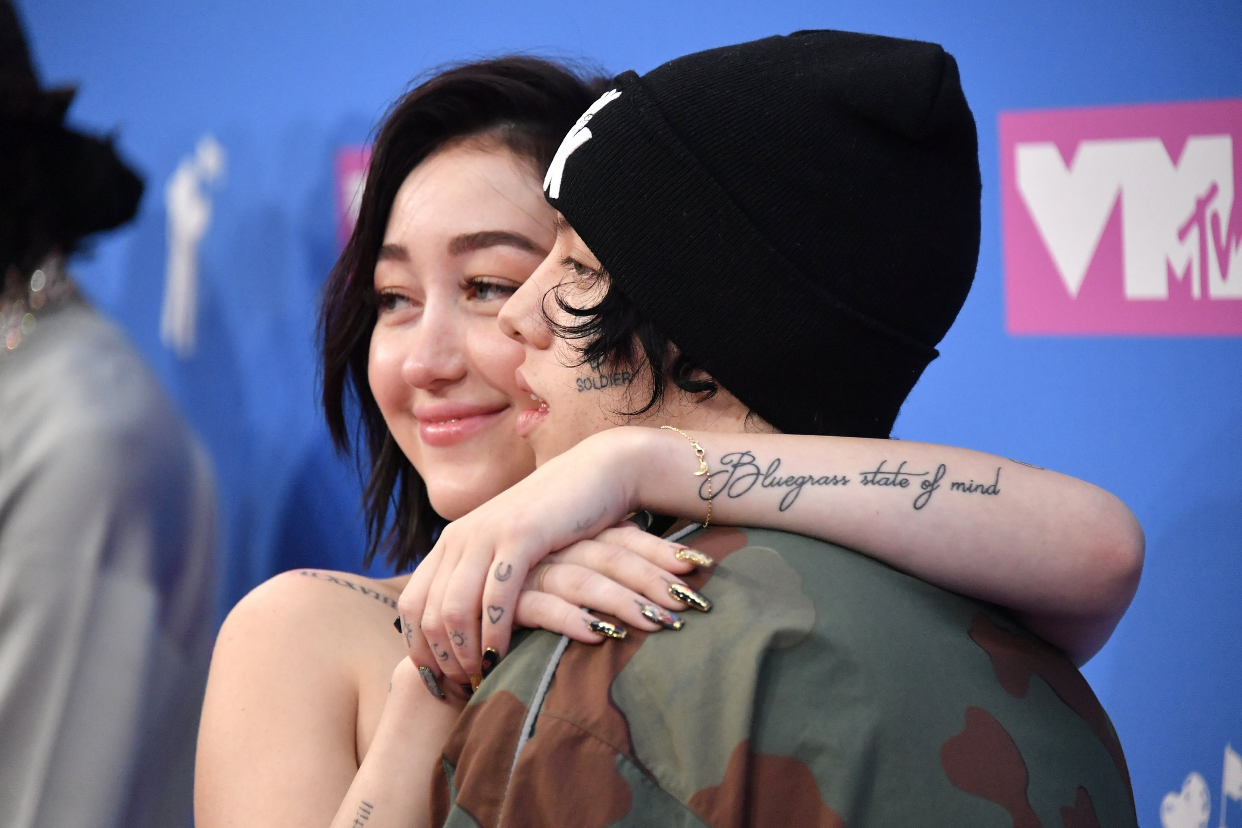 Noah Cyrus Accuses Boyfriend Lil Xan Of Cheating In Candid Instagram Story-4846