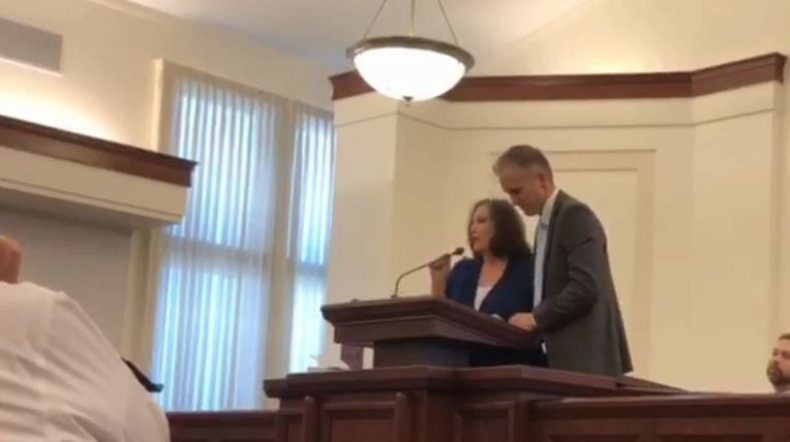 Woman accuses man of sexual abuse during testimony at mormon church