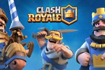 clash, royale, september, 2018, update, new, card, trade, tokens, card, system, clan, war, chest, gold, 2v2, elixir, goblin giant