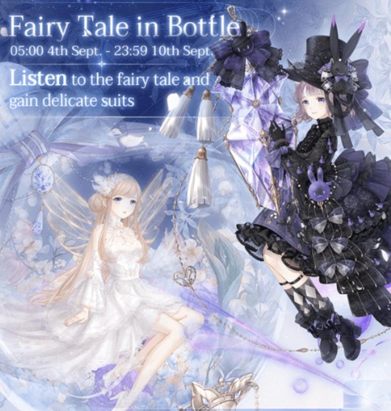 love, nikki, fairy, tale, event, guide, wish, bottles, stage, battle, tips, garden