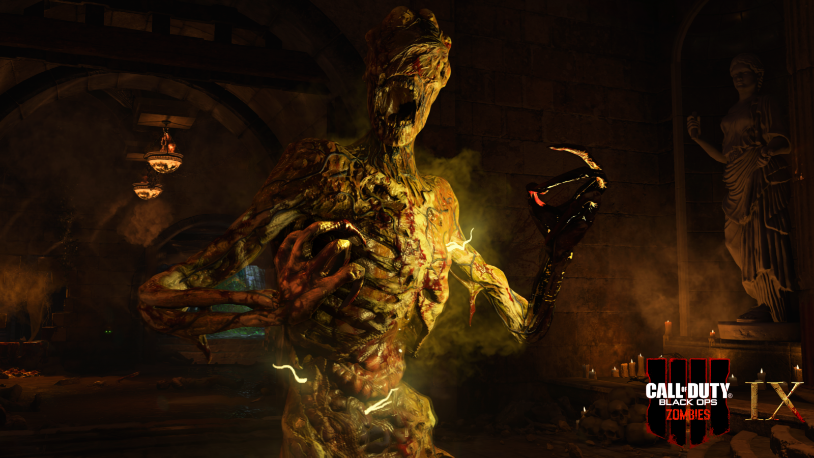 Call Of Duty Black Ops 4 Blackout Zombies Map Player Count