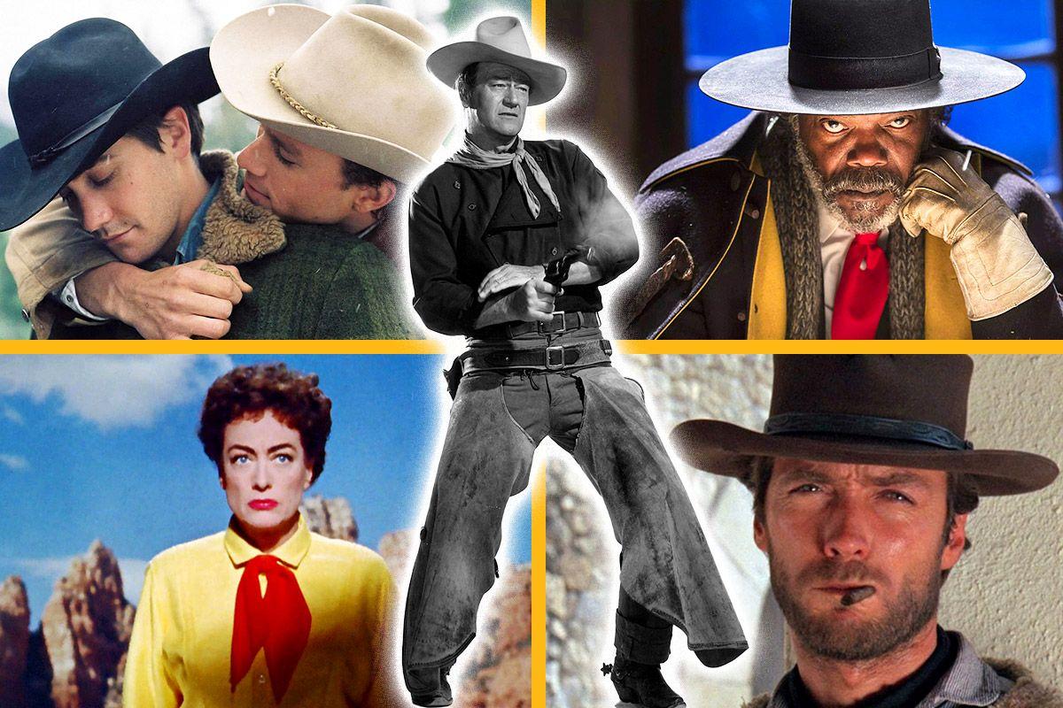 List western movies 1950s