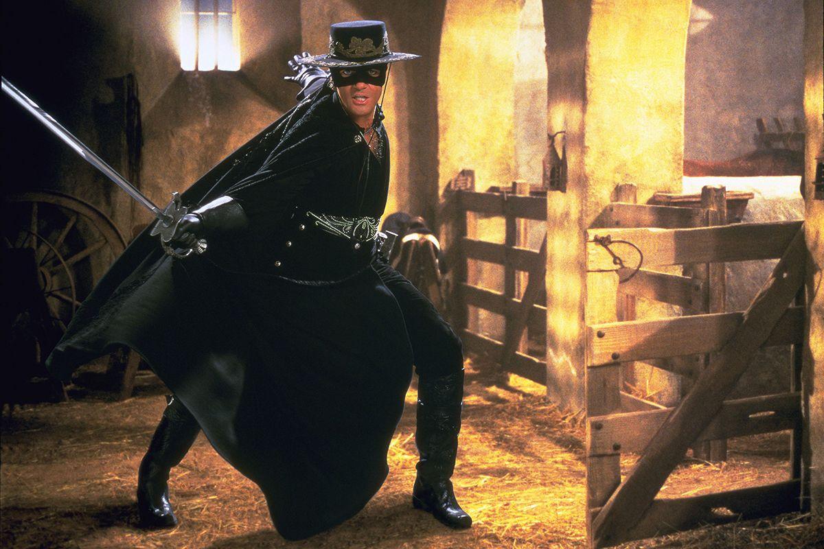 09 The Mask of Zorro