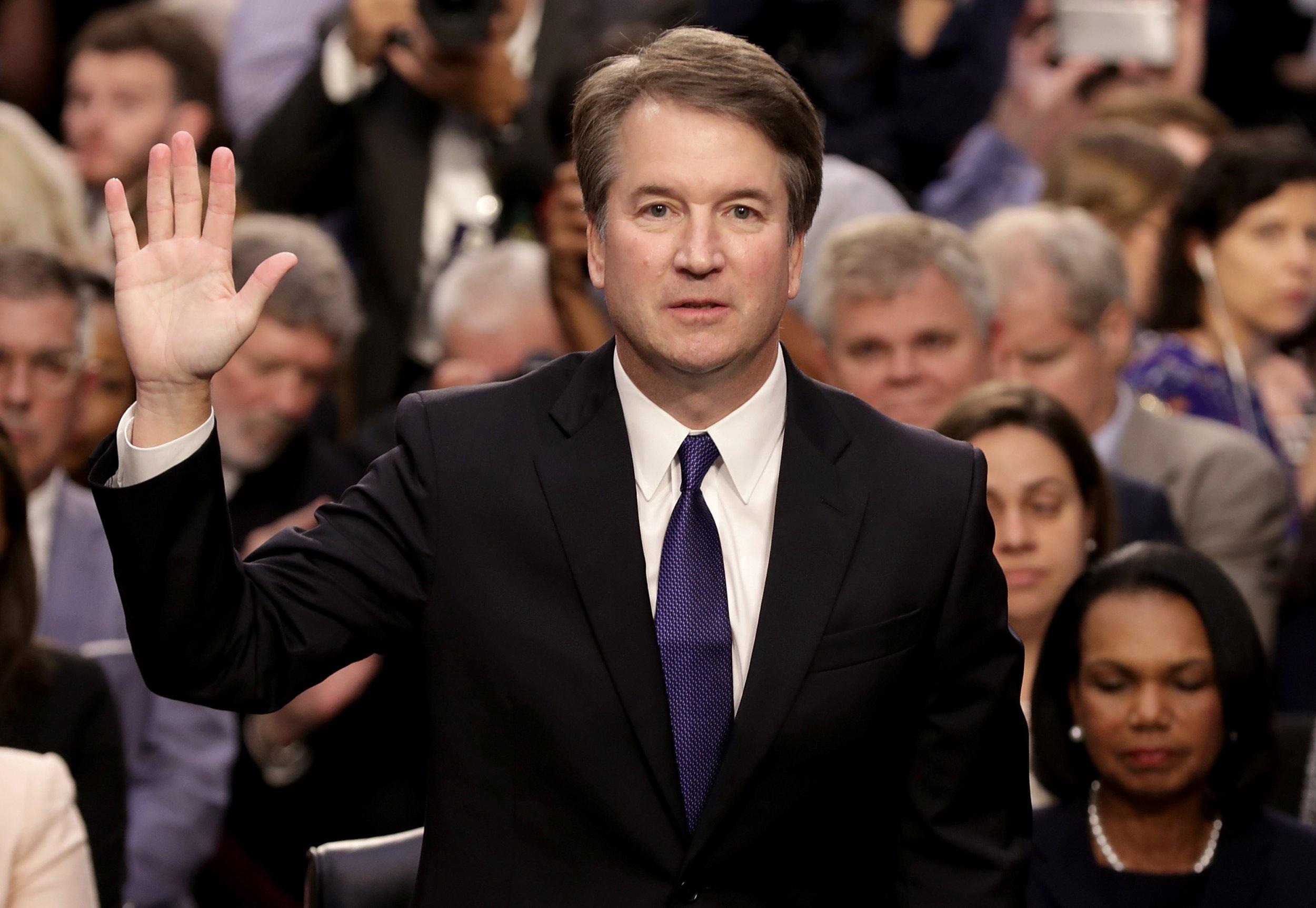 Brett Kavanaugh, subpoena, Supreme Court, Trump, Nixon.