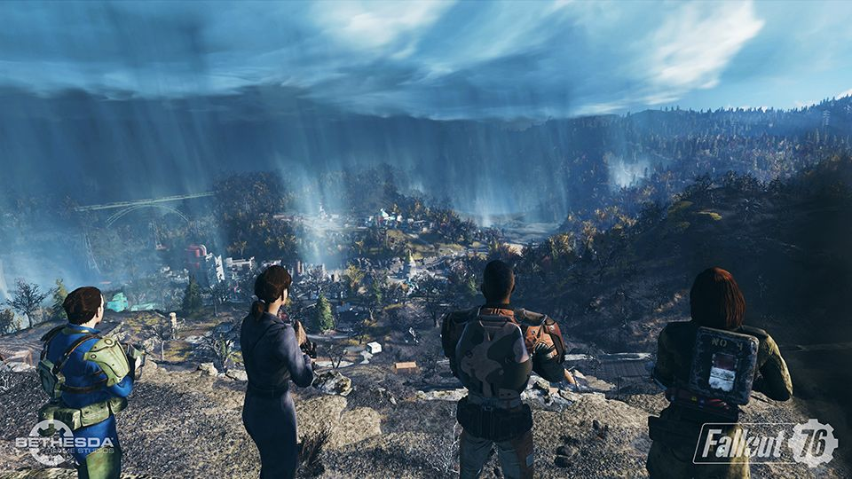 Fallout 76 Player Count Level Cap And More Revealed