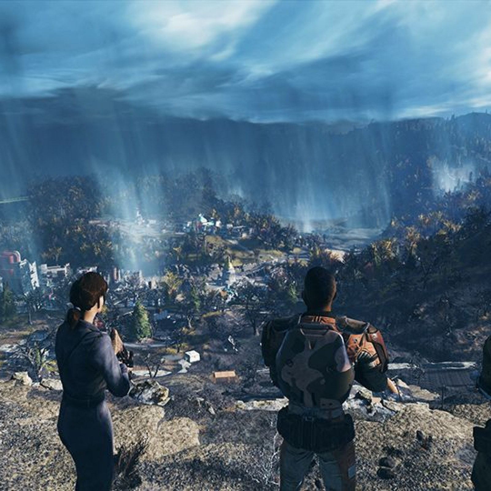 Fallout 76' Player Count, Level Cap and More Revealed