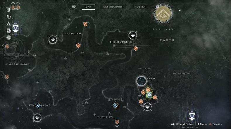 Destiny 2 Queenbreaker location