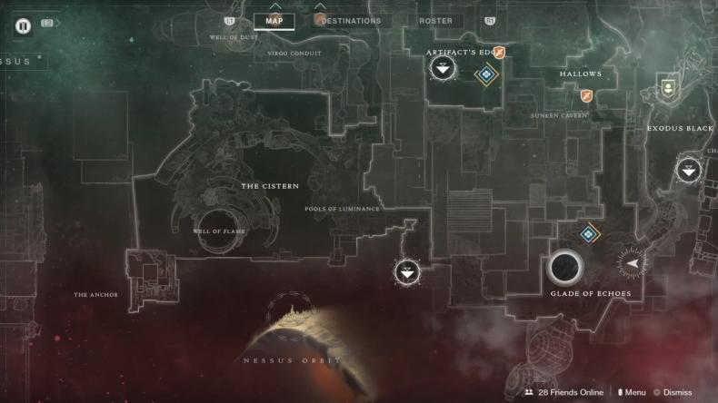 Destiny 2 Natricks Reborn Bounty