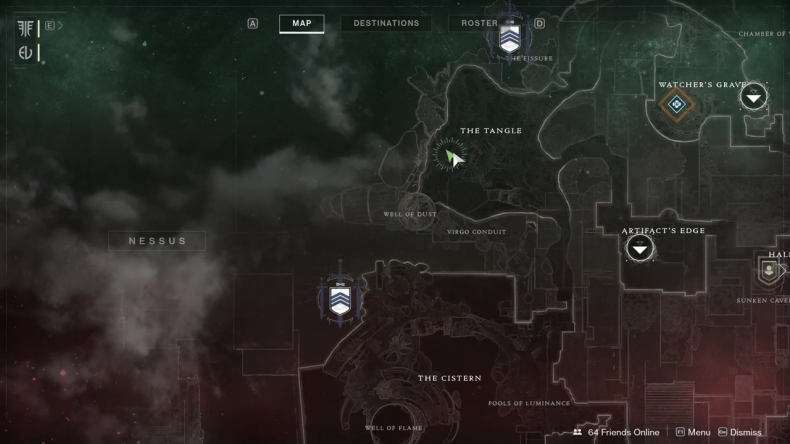 Destiny 2 Ancients Haunt Bounty