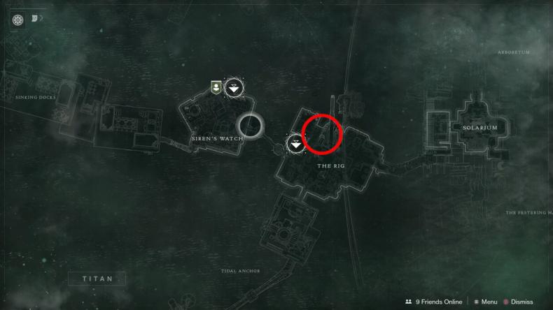 Destiny 2 Golmuut Bounty Location