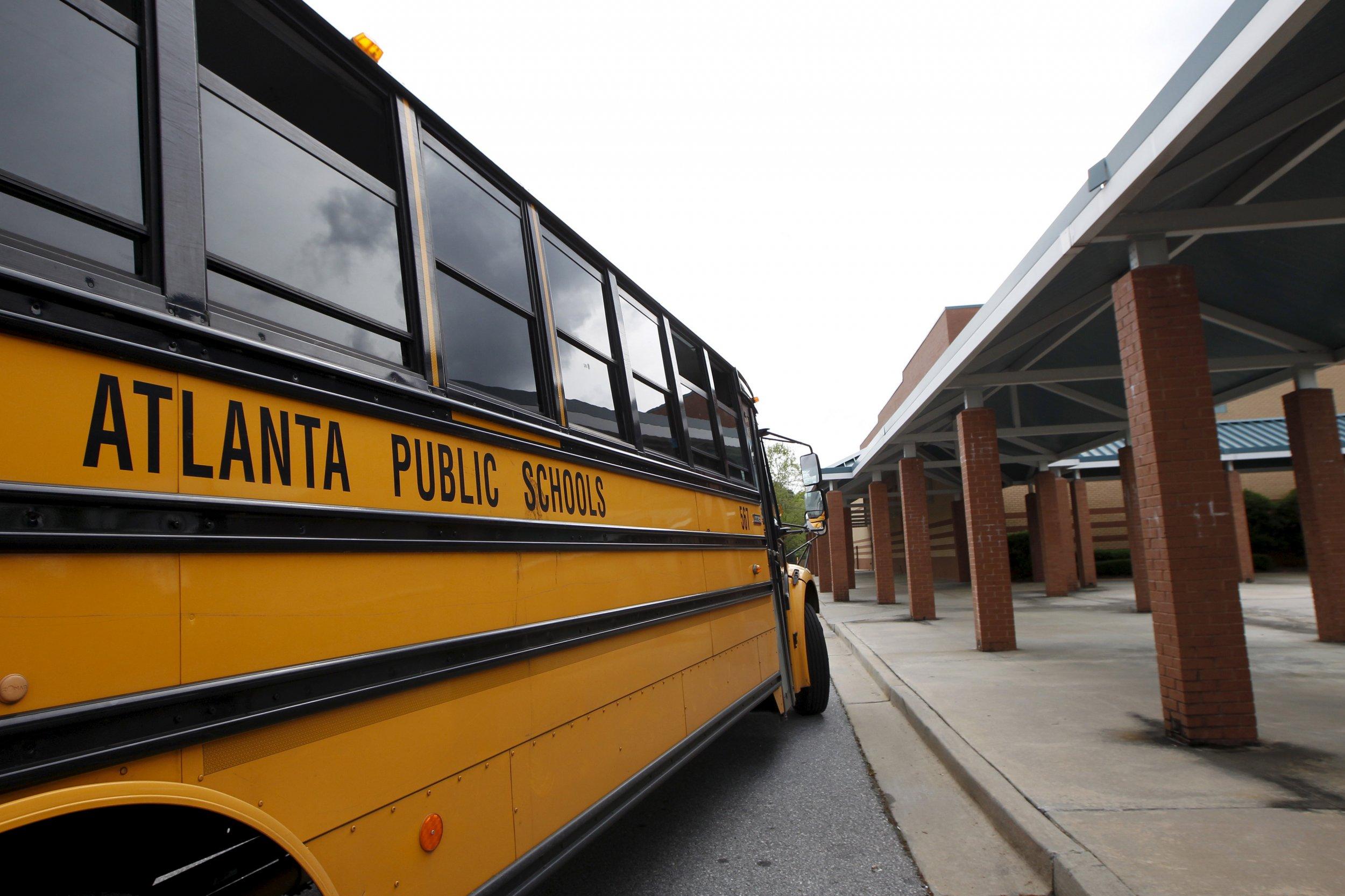 Atlanta School Bus