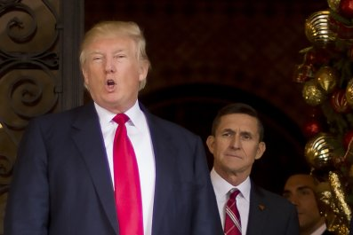 Trump Pressed About Michael Flynn During Dowd's Mock Questioning: Woodward Book