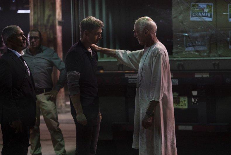 Criminal Minds Season 14 Premiere Benjamin David Merva