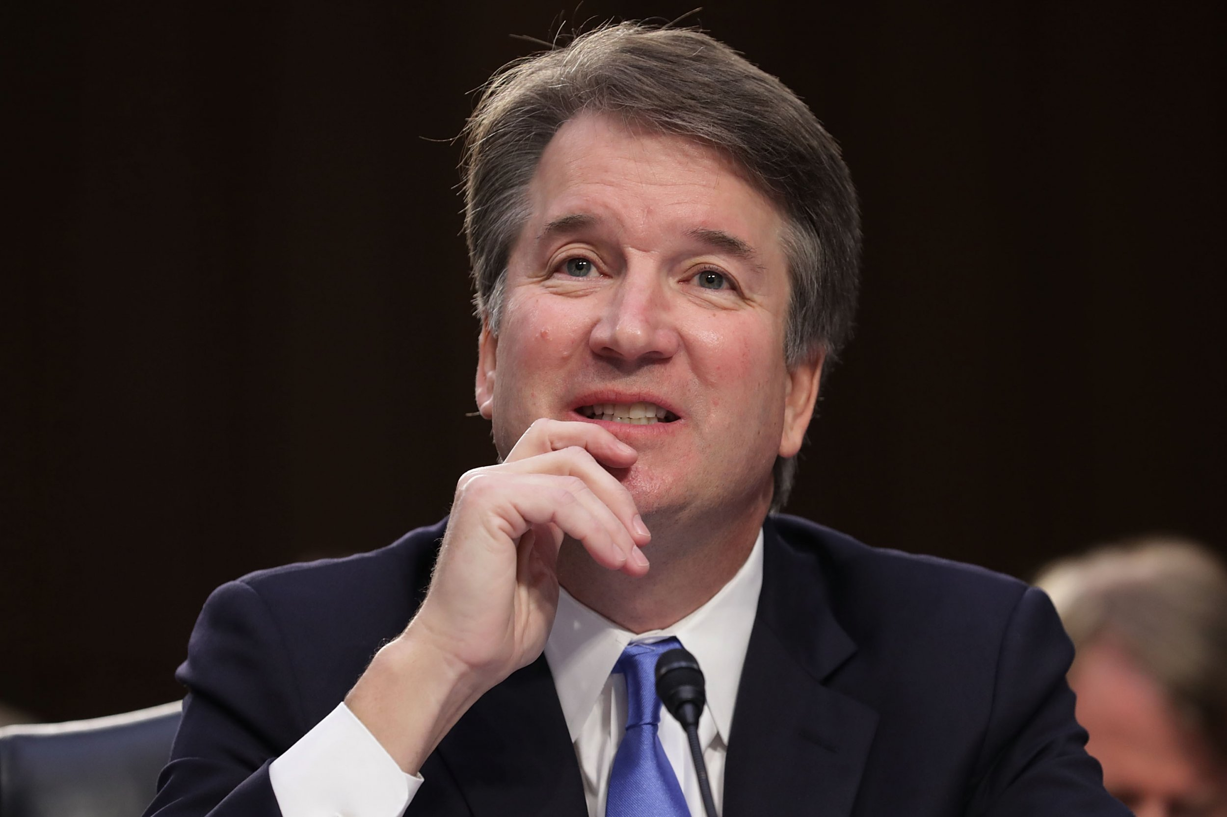 Brett Kavanaugh Suggests Roe v Wade Can be Overturned in Leaked Emails