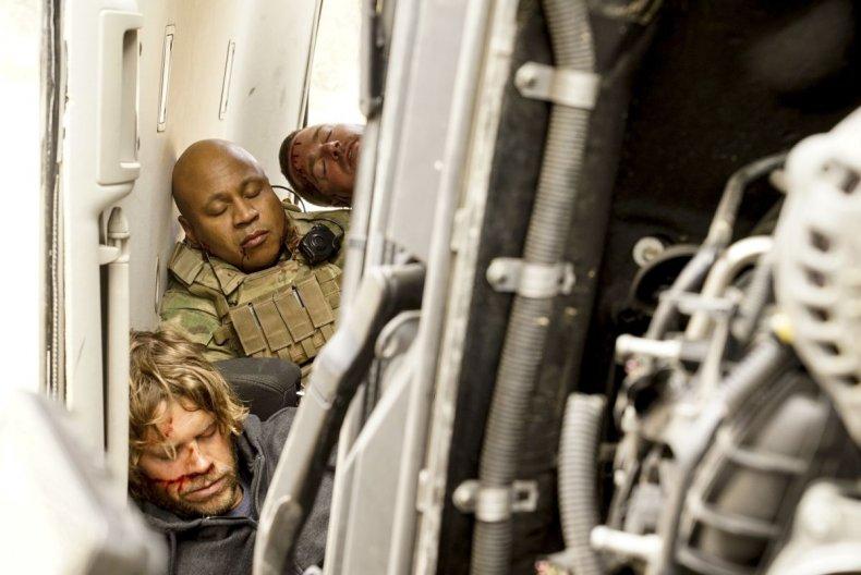 NCIS LA Season 10 Premiere Deeks Sam Callen