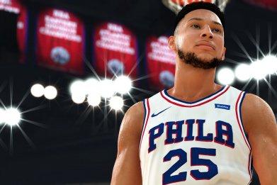 NBA 2K19 Ben Simmons