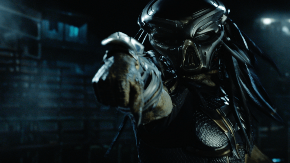 Fox Cuts a Scene From New 'Predator' After Casting a