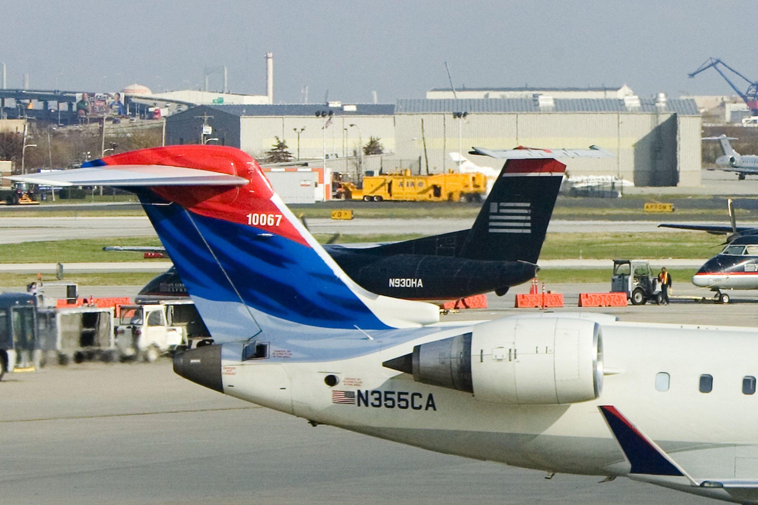 Philadelphia Airport Sick Passengers