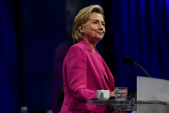 Hillary Clinton Speaks at AFT