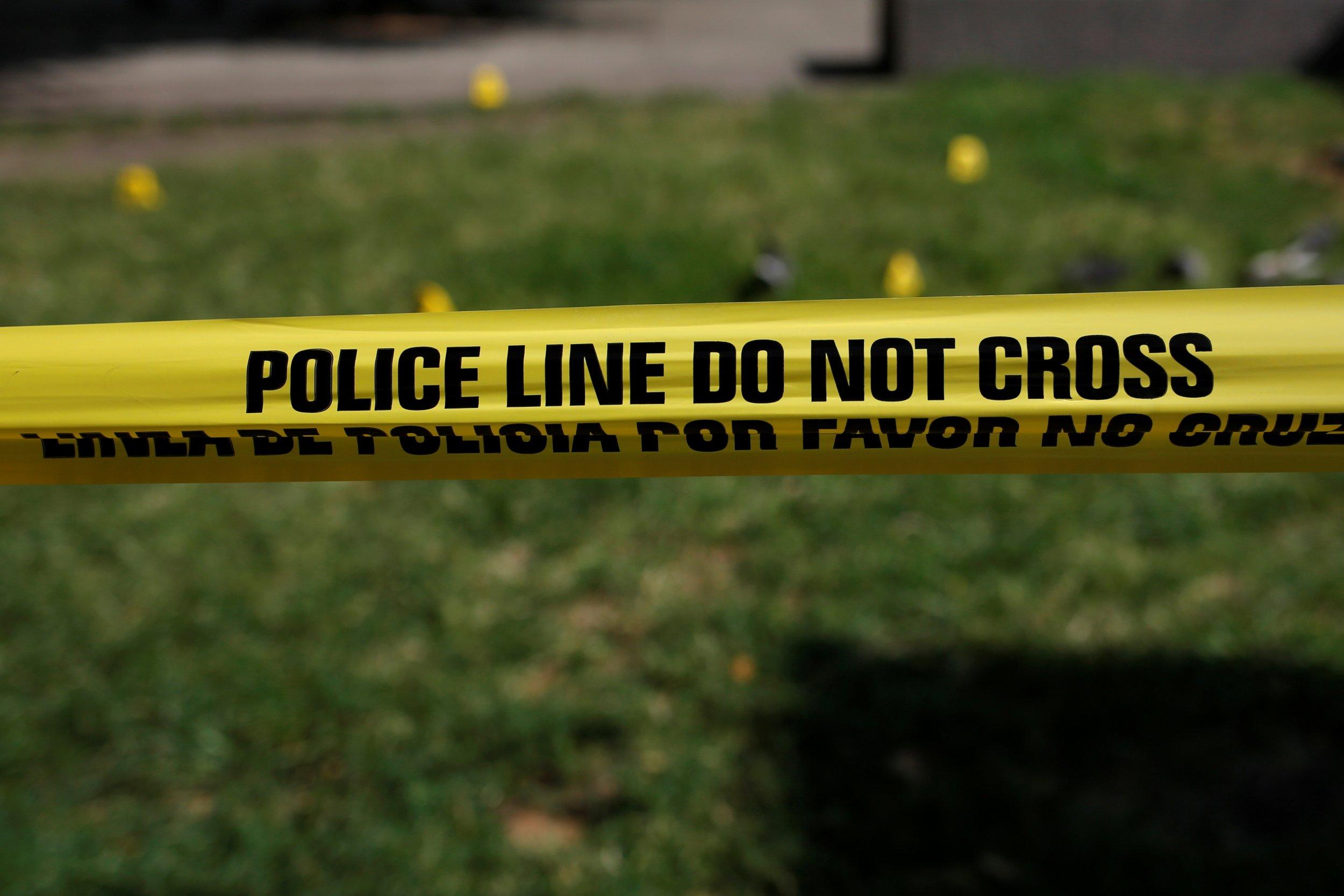 Police Tape- Dallas