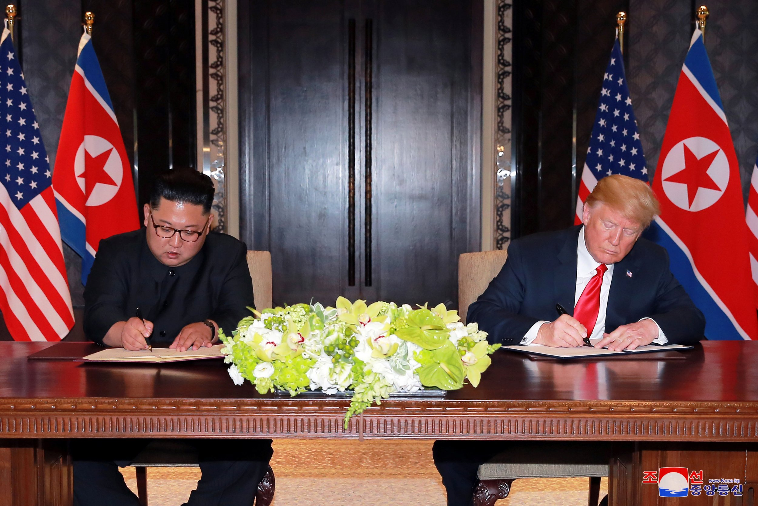 Donald Trump Expects New Letter From North Korea's Kim Jong Un, Looks Like They Still Get Along