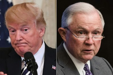 Donald Trump Says He Wants Attorney General Jeff Sessions to Investigate Who Wrote the New York Times Op-Ed